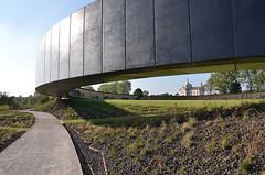 Ncropole nationale de Notre-Dame-de-Lorette (Pas-de-Calais) - Anneau de la Mmoire (Morio60) Tags: memorial 62 pasdecalais ncropole notredamedelorette