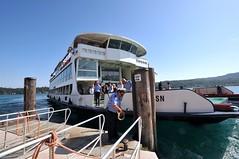 Sal, Italy (Gerry van Gent) Tags: italy salo garda lake gardameer vacation sun summer fun water boats sal