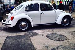 VW Beetle - Santiago, Chile (RiveraNotario) Tags: volkswagen chile vw autos cars santiago