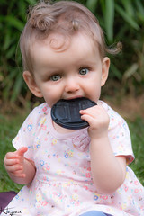 Loving the Lens (cap) (Wayne Cappleman (Haywain Photography)) Tags: wayne cappleman haywain photography farnborough hampshire king george v fifth playing fields baby portrait