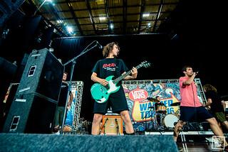 16.07.16 - Knuckle Puck - Vans Warped Tour Columbia // Shot by Jake Lahah