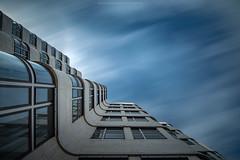 Schellhaus - Berlin (Sascha Gebhardt Photography) Tags: nikon nikkor d800 1424mm lightroom langzeitbelichtung haida photoshop fototour fx berlin hauptstadt sky schellhaus