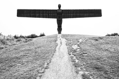 Angel of the North (Fairy_Nuff (new website - piczology.com!)) Tags: angel of the north antony gormley art statue