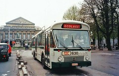 630 ECOLAGE (brossel 8260) Tags: belgique bus liege stil