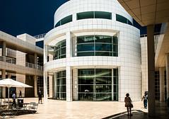 Getty Center, Santa Monica (pdellouve) Tags: californie california santamonica losangeles muse museum art