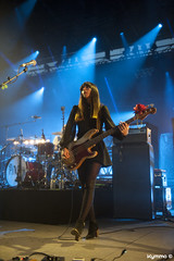Pixies (Kymmo) Tags: pixies nuits de fourviere lyon rock festival music nikon