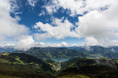 the clouds so close (jimx9999) Tags: austria sterreich salzburg zellamsee zellersee alpen alps