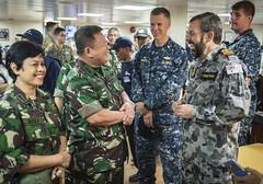 160820-N-QW941-004 (U.S. Pacific Fleet) Tags: usnsmercytah19 pacificpartnership16 padang indonesia tni pacificpartnership pp16 mc3kohlrus