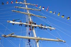 Tall Ships (4) (Jeanni) Tags: sailors sailing tallships 2016 regatta northsea