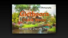 Giethoorn - Dutch Venice (Jenny Rainbow (jenny-rainbow.pixels.com)) Tags: jennyrainbowfineartphotography giethoorn holland netherlands dutch venice youtube prints fineartprints travel europe european cottage idyllic village