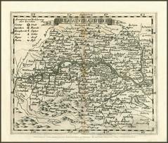 """3524 ExLibris2 Tabula Austriae inferioris. Kupferstich-Karte aus Fuhrmann """"Alt- und Neues Oesterreich"""". Wien 1734-37, 13,5 x 16 cm (Morton1905) Tags: wien und alt tabula aus neues oesterreich fuhrmann 3524 austriae 173437 exlibris2 inferioris kupferstichkarte"""