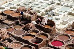 Fez - Gerberviertel (mara.dd - www.marasweltreisen.de) Tags: africa morocco medina afrika marokko afrique fs fs feselbali  fsboulemane gerberviertelchuwwara
