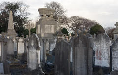 Mount Jerome Cemetery & Crematorium is situated in Harold's Cross Ref-100419 (infomatique) Tags: ireland dublin cemetery graveyard europe victorian streetphotography monuments gravestones touristattraction mountjerome streetsofdublin infomatique mountjeromedec2014infomatique