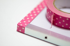 Step 6 (peachy_ph) Tags: diy whiteboard tape washi decotape