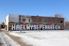 Hael Wyse Pear Begr (carnagenyc) Tags: graffiti detroit pear wyse begr hael