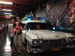 """The Ecto Wagon from Ghostbusters • <a style=""""font-size:0.8em;"""" href=""""http://www.flickr.com/photos/109120354@N07/15851895802/"""" target=""""_blank"""">View on Flickr</a>"""