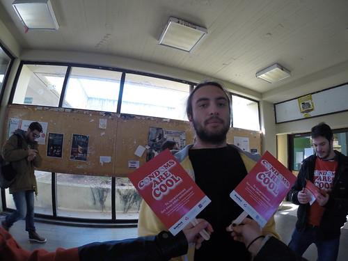 International Condom Day 2015: Greece