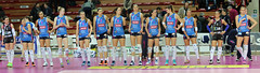 Igor Volley Novara Italia (Luca Finessi - Studio27 Progetto editoriale) Tags: sport team indoor igor volley pallavolo squadra novara