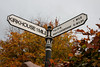 Farlam Autumnal Signpost