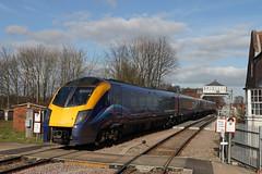 First Hull Train 180113 (dgh2222) Tags: bridge trains swing class 180 hull selby 1h03 180113