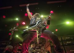 (martin moxness) Tags: black rock metal neck flying god guitar label v society zakk wylde guitarist zw dubble
