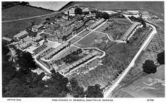 King Edward VII Memorial Sanatorium, Warwick (robmcrorie) Tags: history patient health national doctor nhs service british nurse healthcare kingedwardviimemorialsanatorium warwickchesthospitaltbtuberculosis