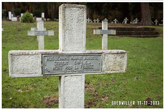 1111_05_une (waloo68) Tags: france cemetery graves alsace ww1 guebwiller mortpourlafrance cimetiremilitaire