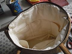 Bolsa - bag (Eun Wa) Tags: bag handmade artesanato craft sew bolsa forro costura feitoamão forrodebolsa