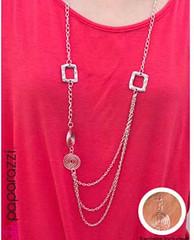 5th Avenue Silver Necklace K2 P2220-5 (2)