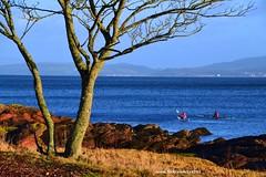 (Zak355) Tags: scotland riverclyde kayak canoe kayaking bute rothesay isleofbute