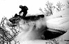 Sled B&W Re-edit 5 (special.k80731) Tags: blackandwhite bw alaska ak sled valdez thompson snowmobile polaris chugach snowmachine thompsonpass
