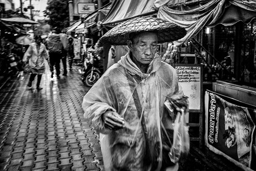 Rainy day in Chiang Mai