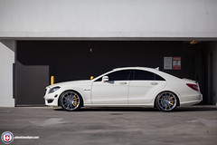 Mercedes CLS63 on HRE P43SC (wheels_boutique) Tags: mercedes benz amg tk hre tonykanaan cls63 hrewheels wheelsboutique teamwb p43sc wheelsboutiquecom