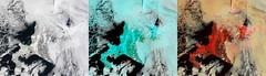 Hokkaido Winter-Time (sjrankin) Tags: winter snow ice japan clouds hokkaido edited nasa montage terra noaa usgs modis 250m 16february2015
