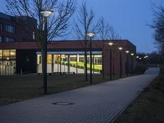 Seminargebäude an der TU Dortmund