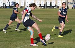 The kick (San Diego Shooter) Tags: portrait sandiego rugby uncool glendaleraptors uncool2 uncool3 uncool4 uncool5 uncool6 uncool7 ombacrugby glendaleraptorsrugby