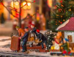 2014 dec Christmas village at our friends house (kuipjedebats1) Tags: christmas macro eos usm f28 reeuwijk the netherlands ef100mm canon jc 1100d chirstmasvillage kuipjedebats kuipers