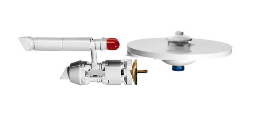 USS Enterprise (NCC-1701) - LEGO Mini MOC