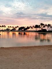 Waikiki sunsets (Tom Garuccio) Tags: travel sunset beach hawaii colorful surf boobs waikiki oahu surfing hi beachbum travelphotography travelstoke