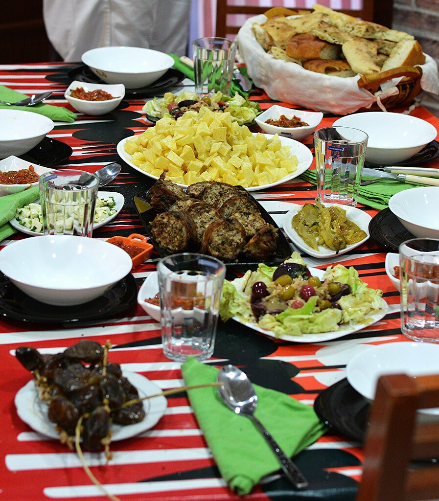 The world 39 s best photos of algerie and traditional for Algerie cuisine ramadan