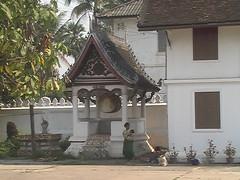 Wat Mai Suwannapumaram Drum