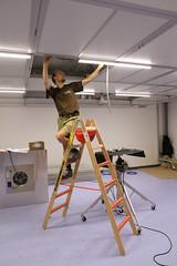 Umbau CHEOPS Lab_CSH-UniBE-Sylviane Blum-6