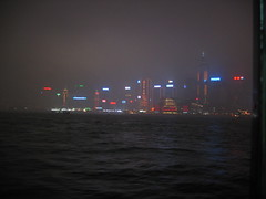 The Lights of Hong Kong