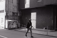 (anchor recess) Tags: film 大阪 osaka フィルム bessar3m