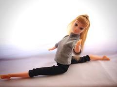 Together again. :) (i_santucci) Tags: vintage doll uneeda dollikin jointeddoll