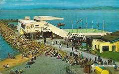 Marineland, Morecambe (trainsandstuff) Tags: marineland morecambe seaside postcard vintage retro dolphinarium dolphins lancashire britain uk old archival oldpostcard history