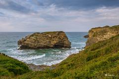 _VMG6695 (V.Maza) Tags: españa spain galicia lugo waterscape ribadeo playadelascatedrales praiadascatedrais adevesa