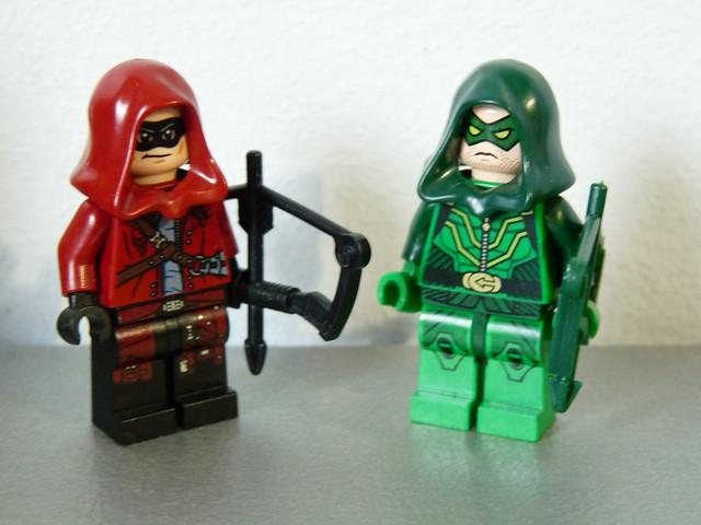 Arrow & Arsenal