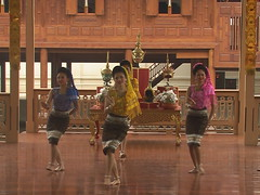 Traditional Thai Dance in Bangkok