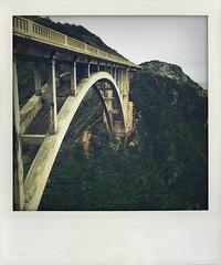 Rocky Point Bridge (MyLifesATrip) Tags: california bigsur roadtrip shakeitapp iphone6